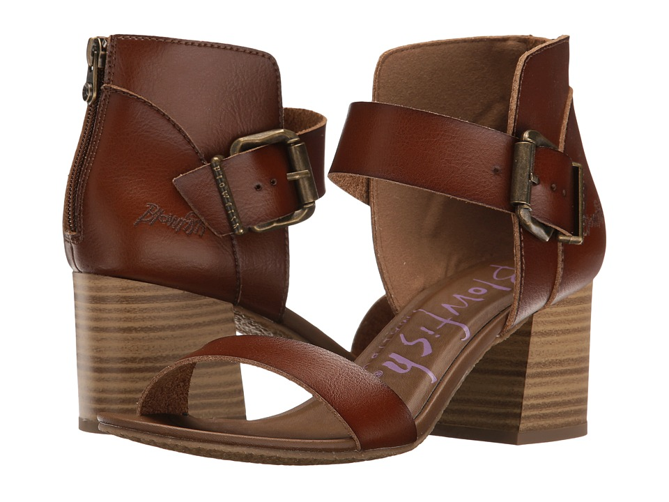 Blowfish - Frenzy (Whiskey Dyecut PU) High Heels