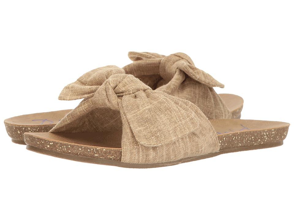 Blowfish Ginah (Desert Sand Cozumel Linen) Women