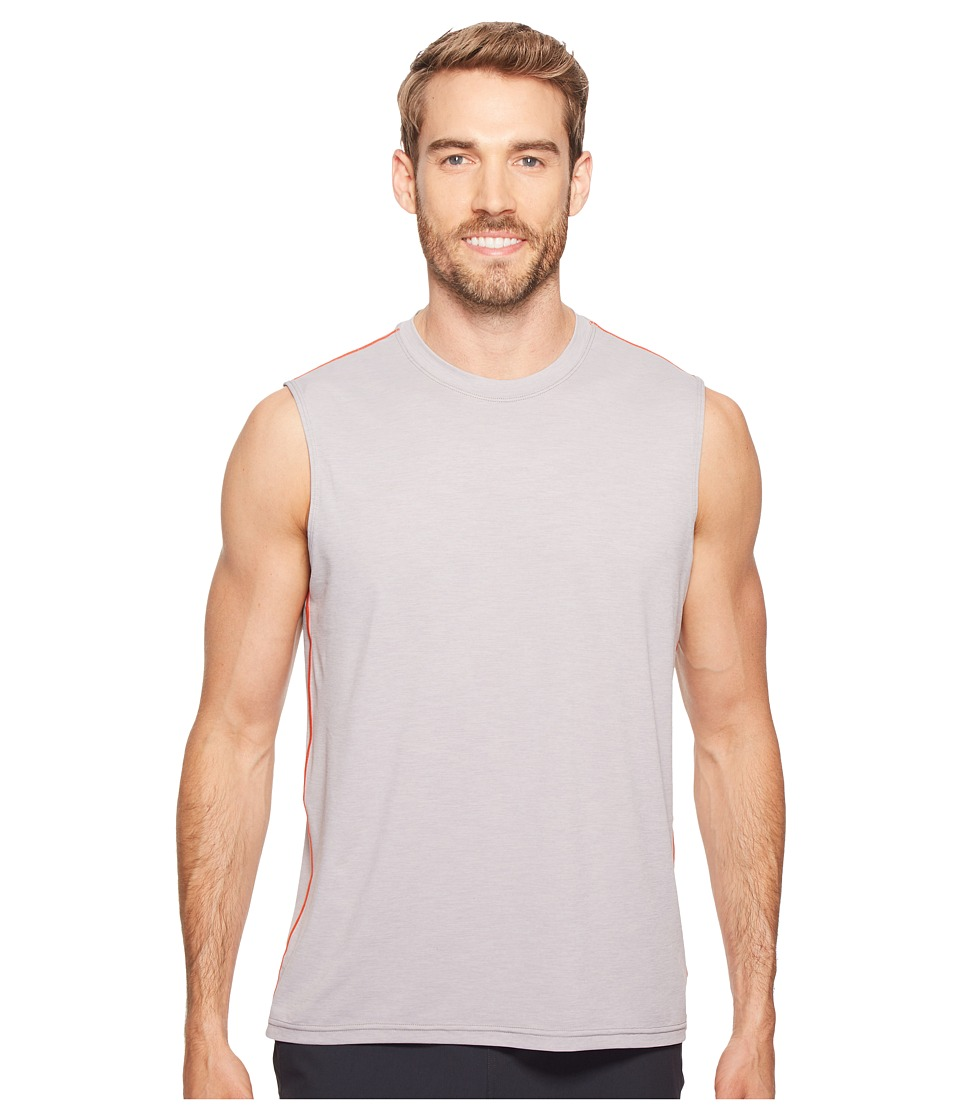 Prana - Calder Sleeveless (Grey) Men's Sleeveless