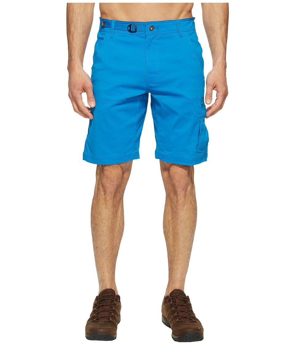 Prana - Stretch Zion Short (Vortex Blue) Men's Shorts