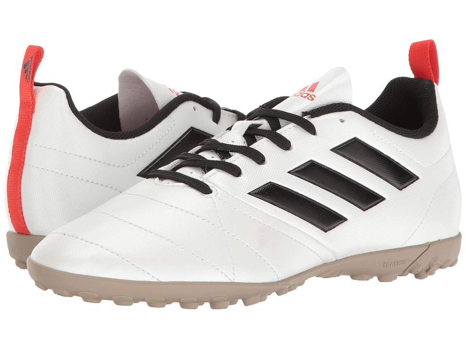 adidas - Ace 17.4 TF (Footwear White/Core Black/Core Red) Women's Soccer Shoes