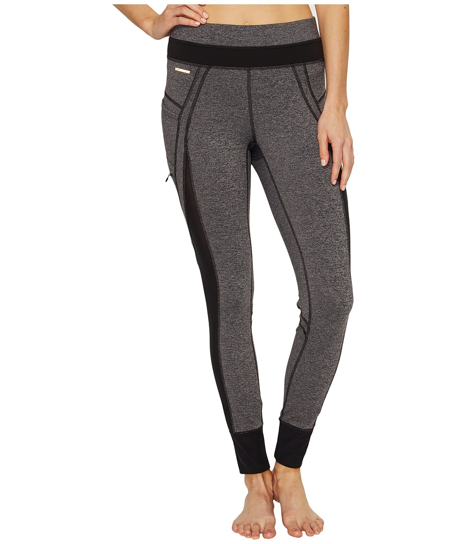 Lole - Burst Legging (Black Noise) Women's Casual Pants