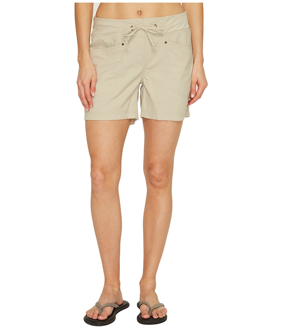 Royal Robbins - Jammer Shorts (Light Khaki) Women's Shorts