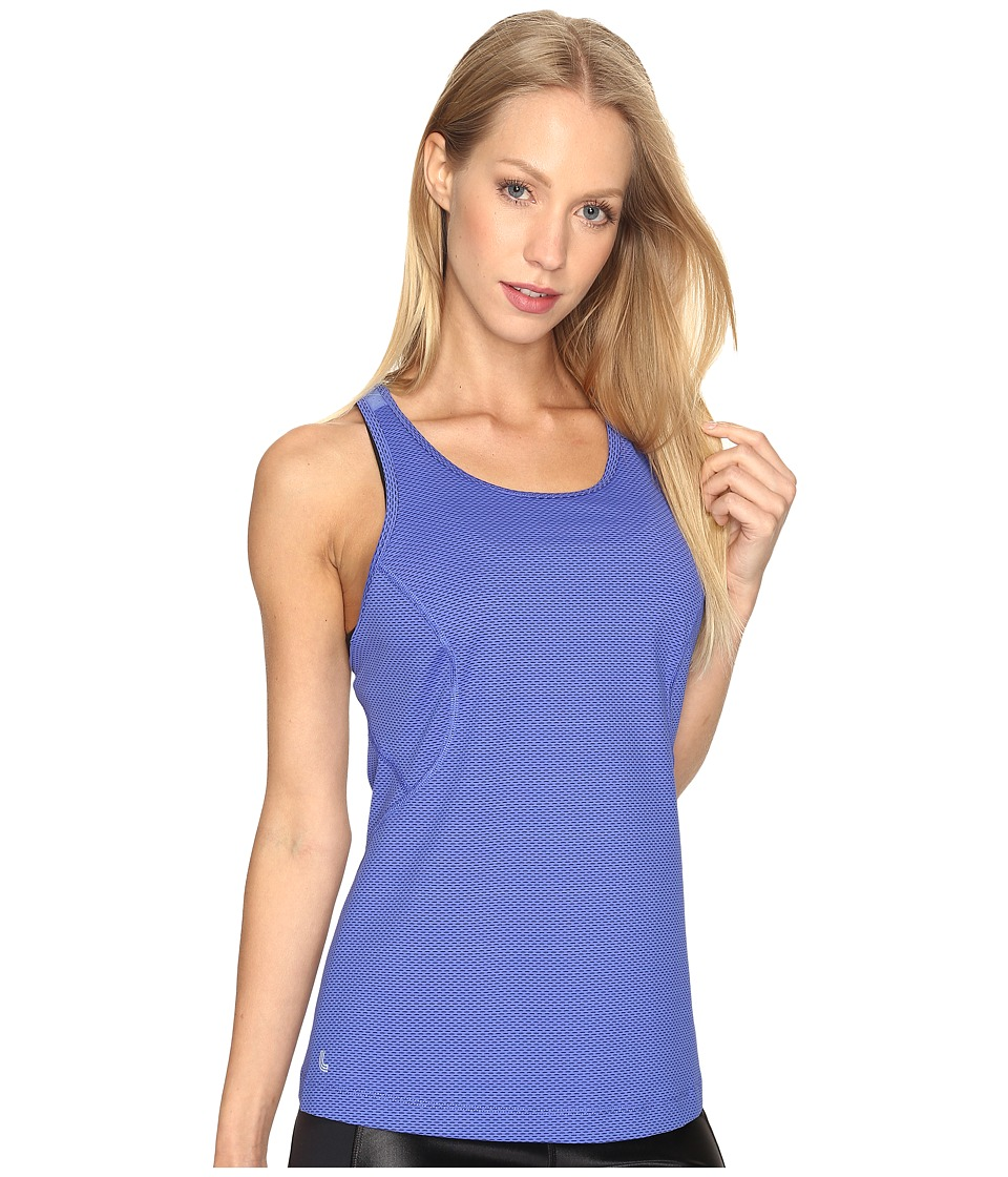 Lole Daphne Tank Top (Dazzling Blue) Women