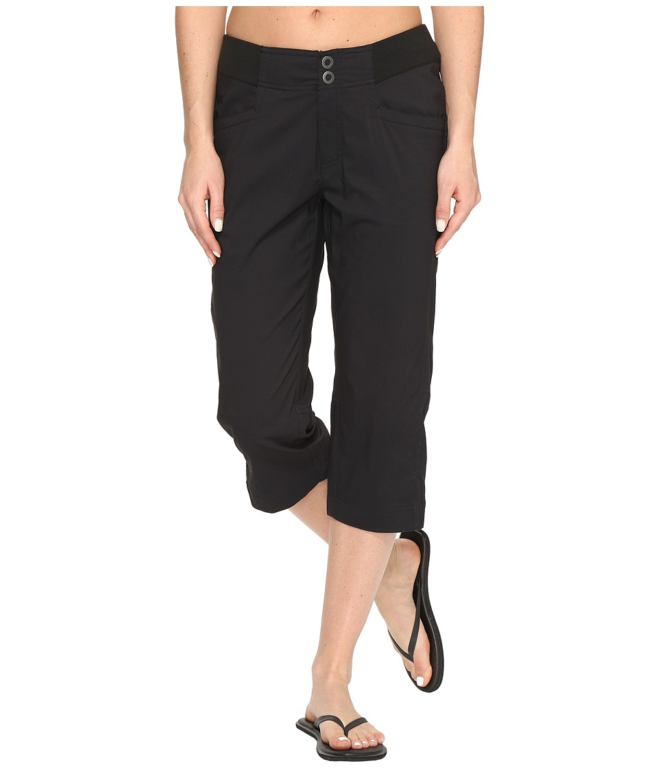 Royal Robbins Jammer Capri (Jet Black) Women