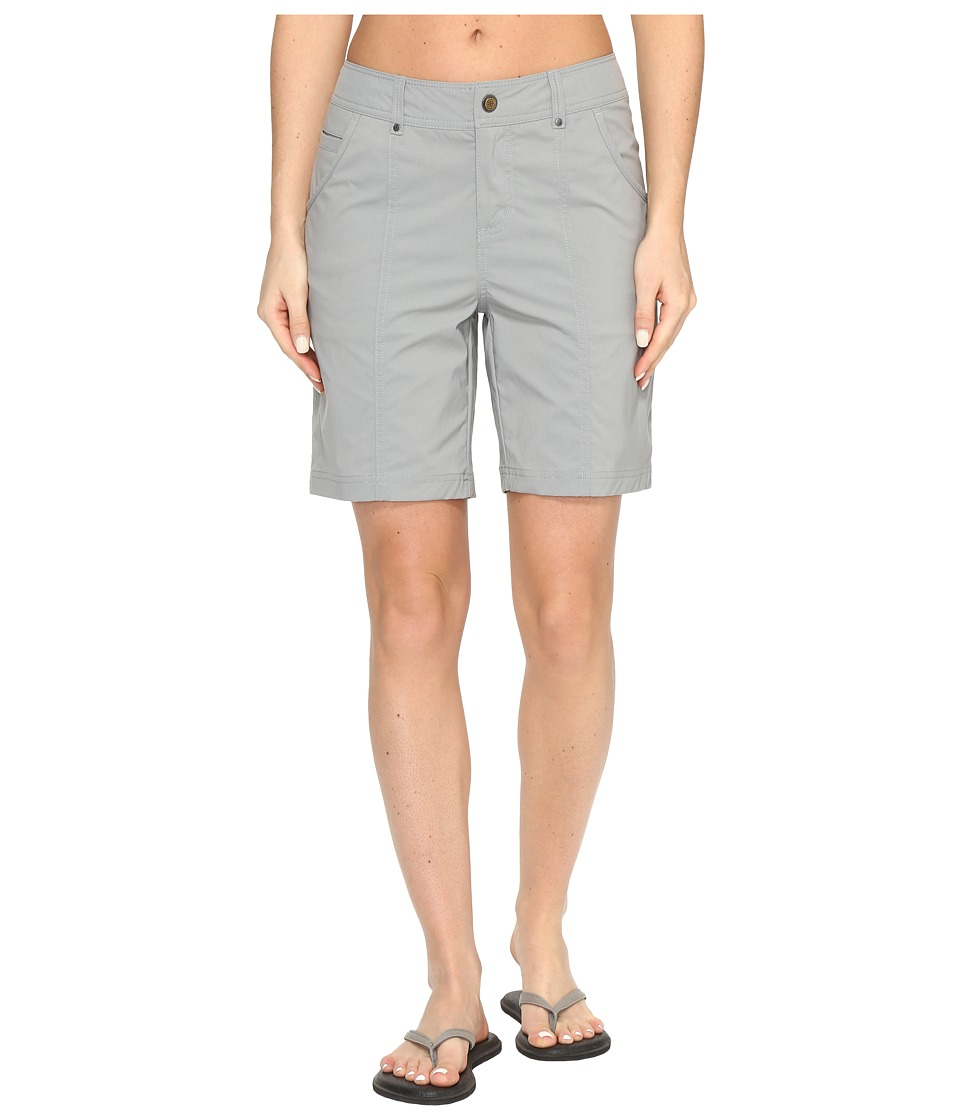 Royal Robbins - Discovery Shorts (Light Pewter) Women's Shorts