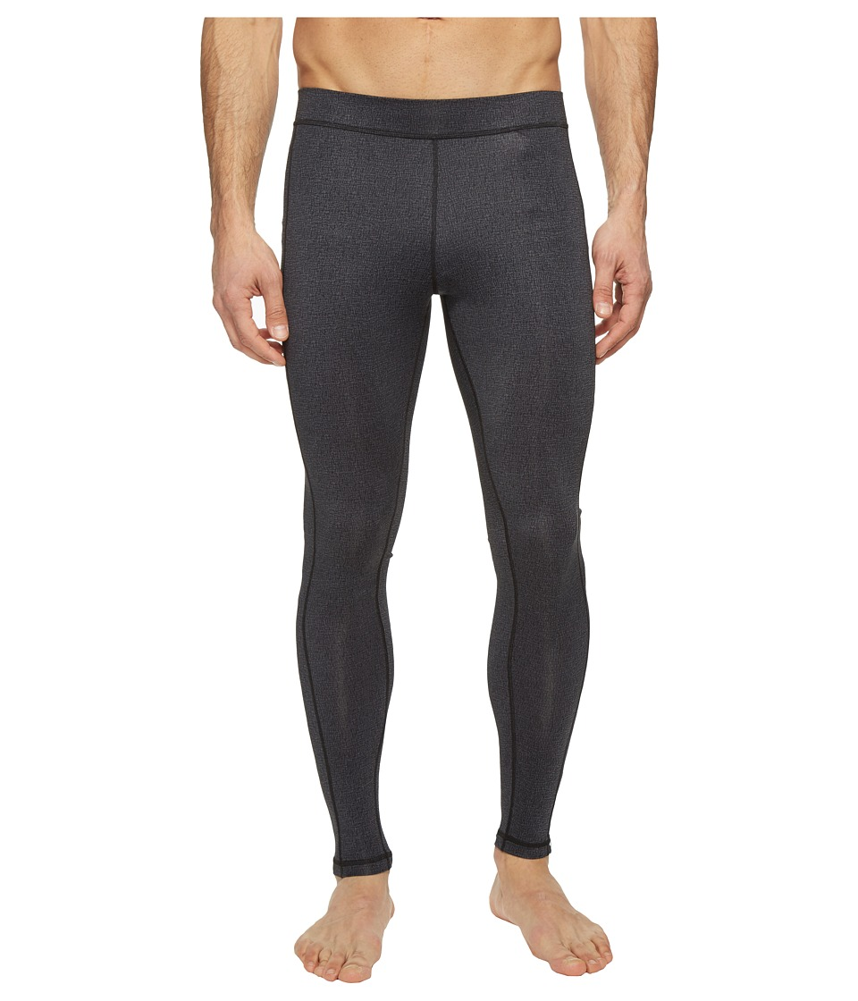 Prana Reynold Tights (Charcoal Basin) Men