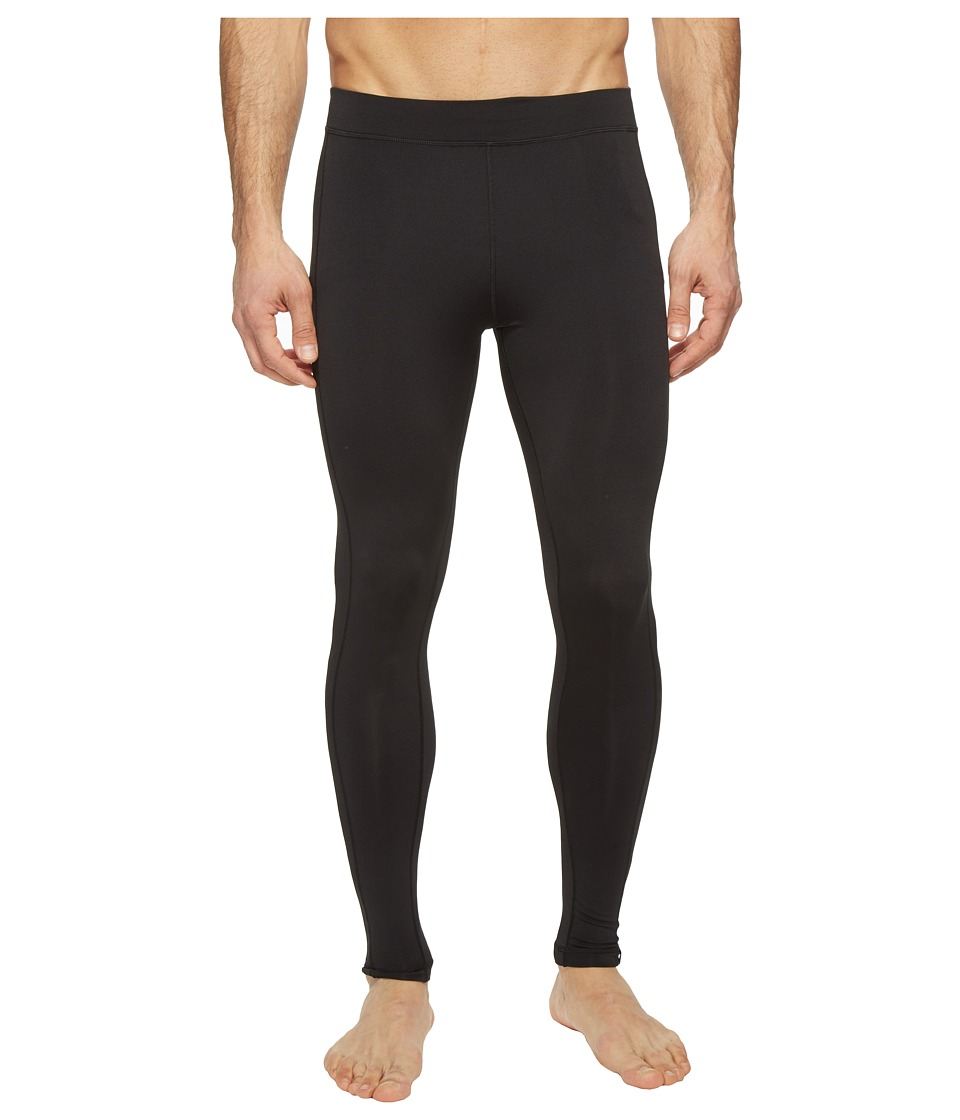 Prana - Reynold Tights (Black) Men's Casual Pants