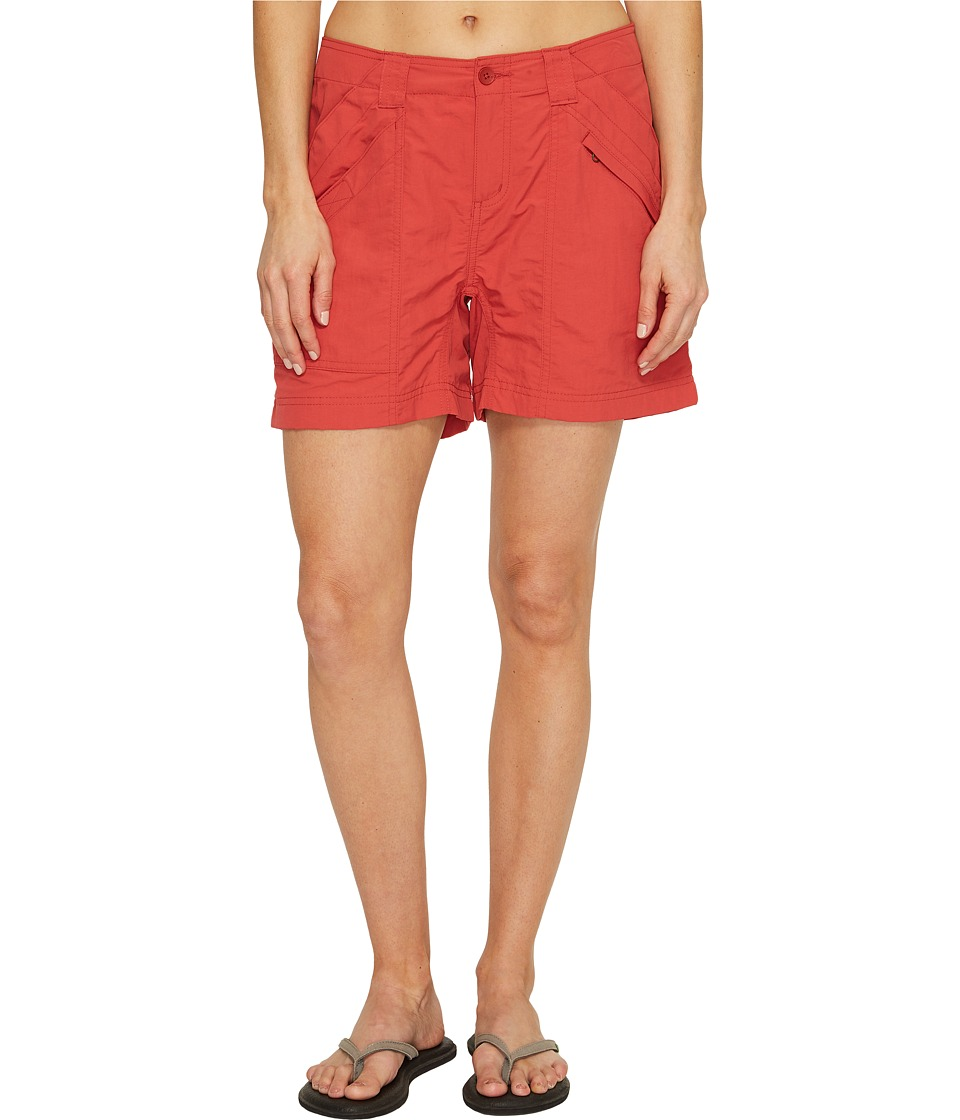 Royal Robbins - Backcountry Short (Candy Apple) Women's Shorts