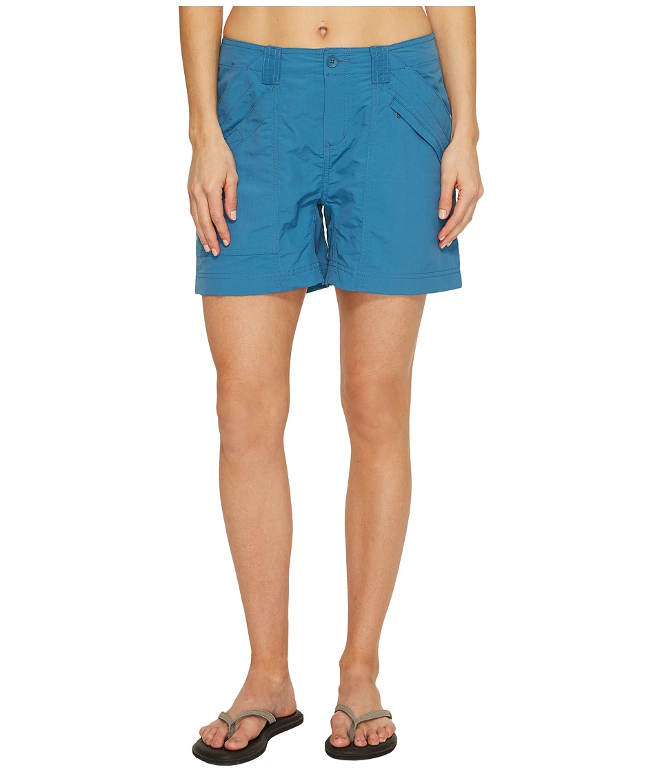 Royal Robbins - Backcountry Short (Wave) Women's Shorts
