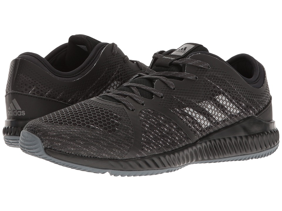 adidas - CrazyTrain Bounce (Core Black/Footwear White/Onix) Women's Cross Training Shoes