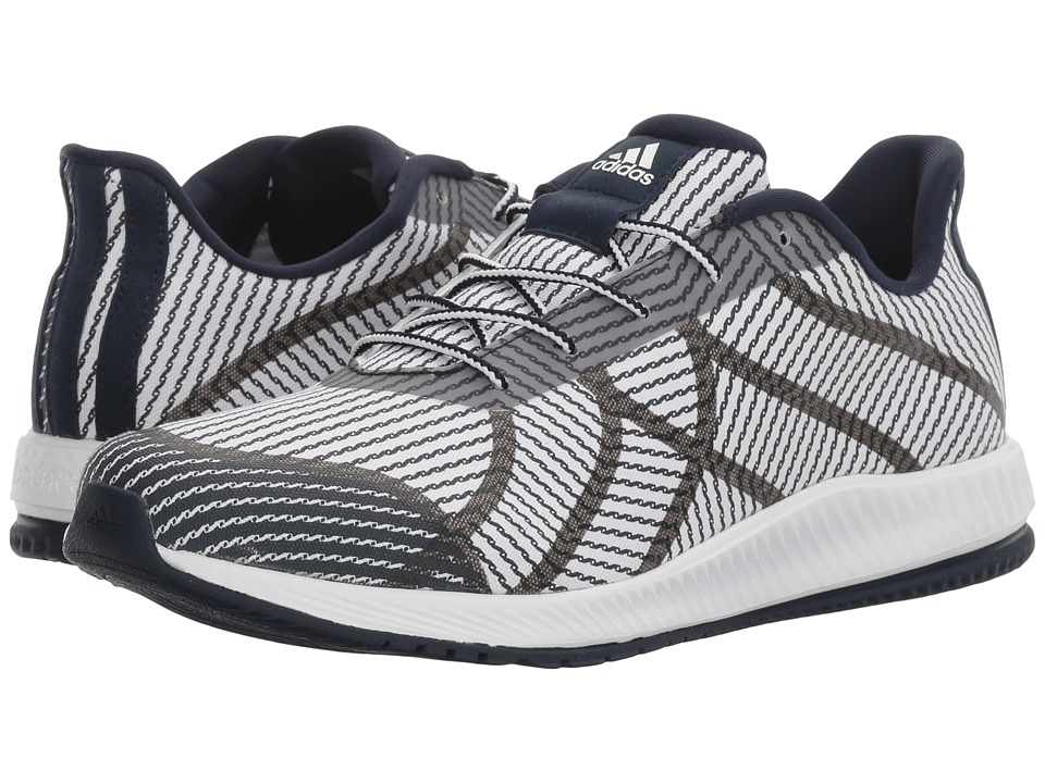 adidas - Gymbreaker Bounce (Collegiate Navy/Footwear White/Night Navy) Women's Cross Training Shoes