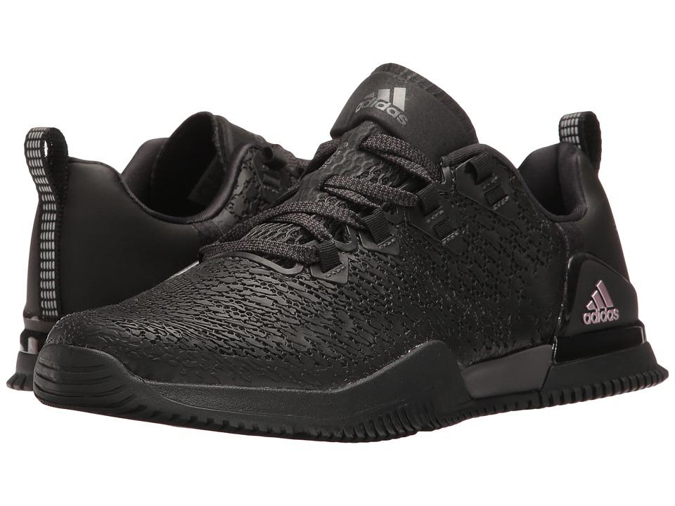 adidas CrazyPower TR (Utility Black/Vapour Grey Metallic/Core Black) Women
