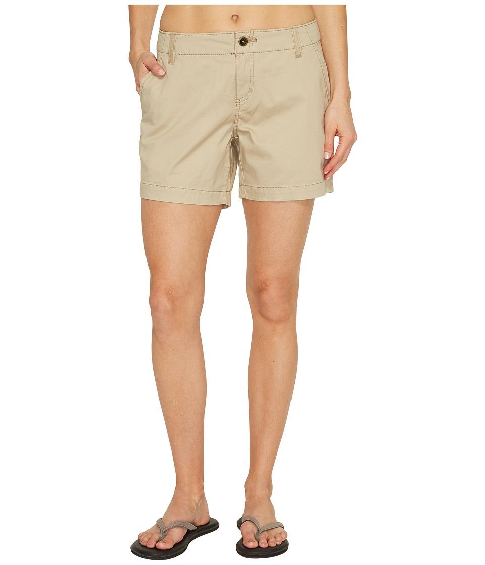 Royal Robbins - Ventura Shorts (Light Khaki) Women's Shorts