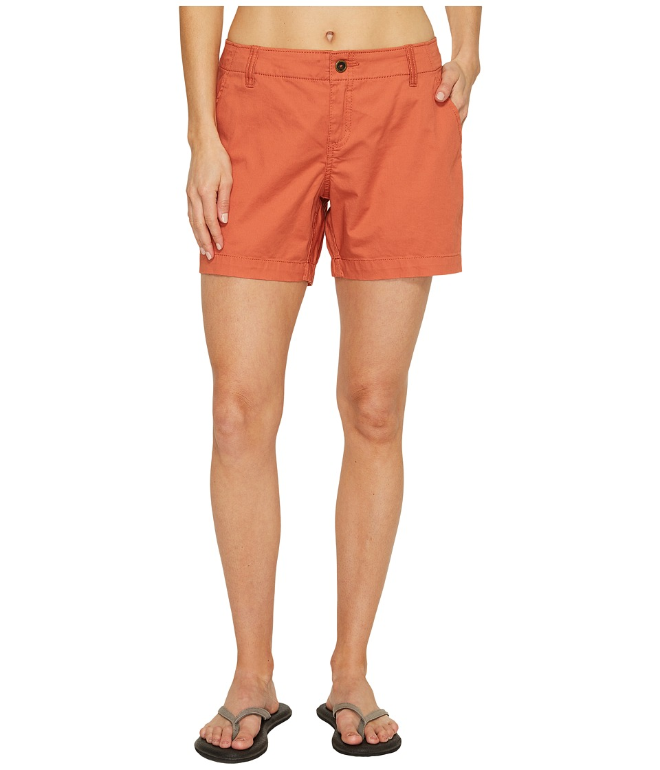 Royal Robbins - Ventura Shorts (Calabash) Women's Shorts