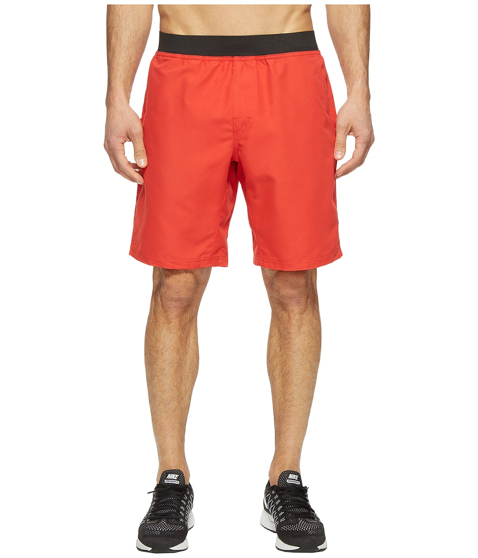Prana - Mojo Short (Red Ribbon) Men's Shorts