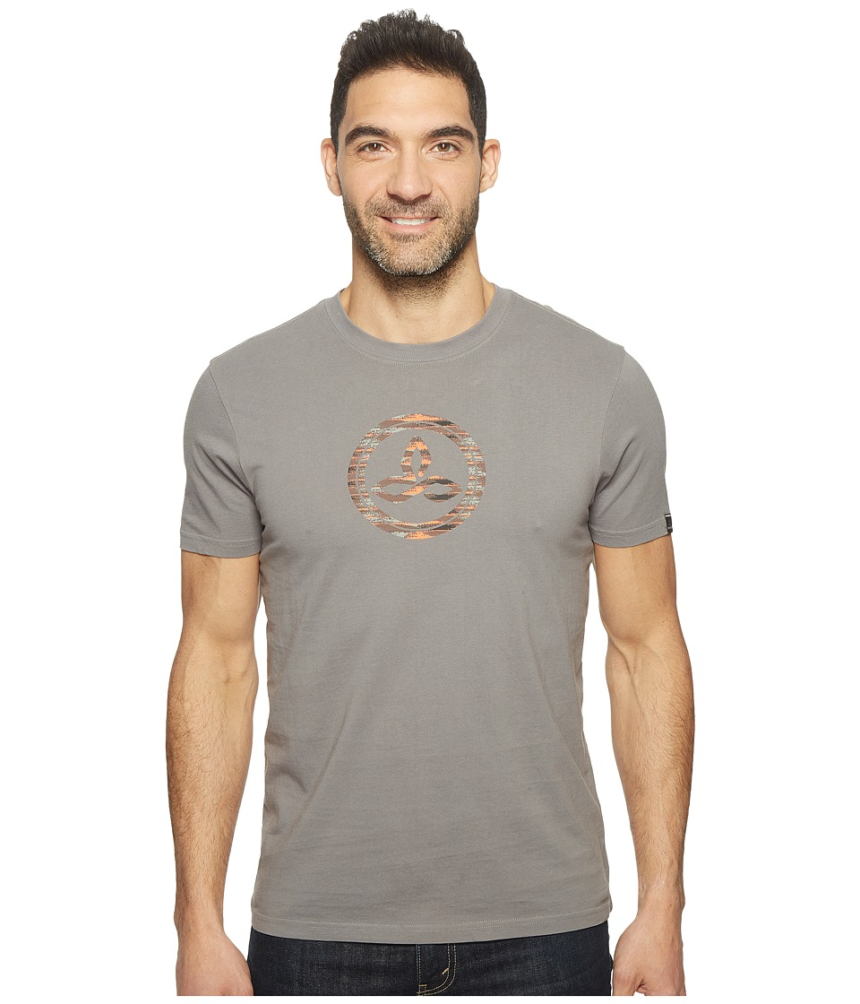 Prana prAna(r) Classic T-Shirt (Gravel) Men