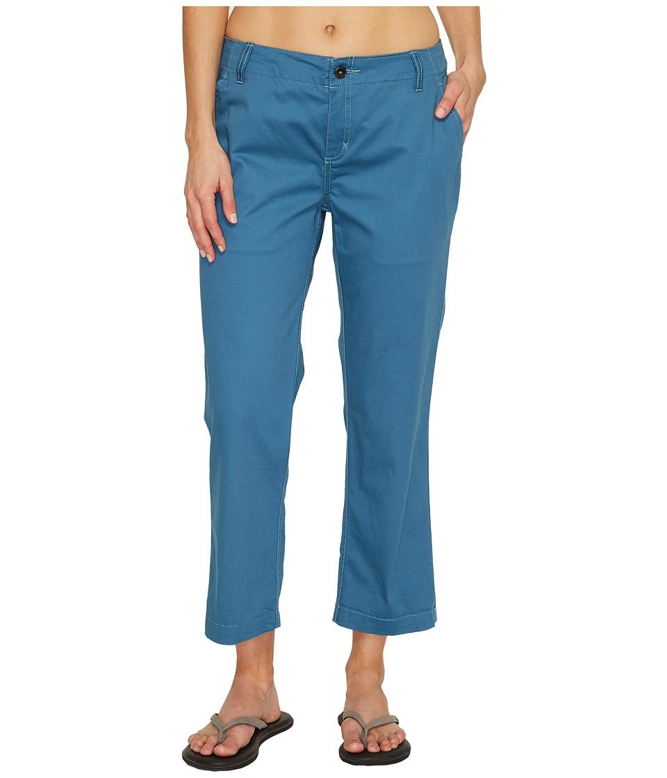 Royal Robbins - Ventura Capri Pants (Wave) Women's Capri