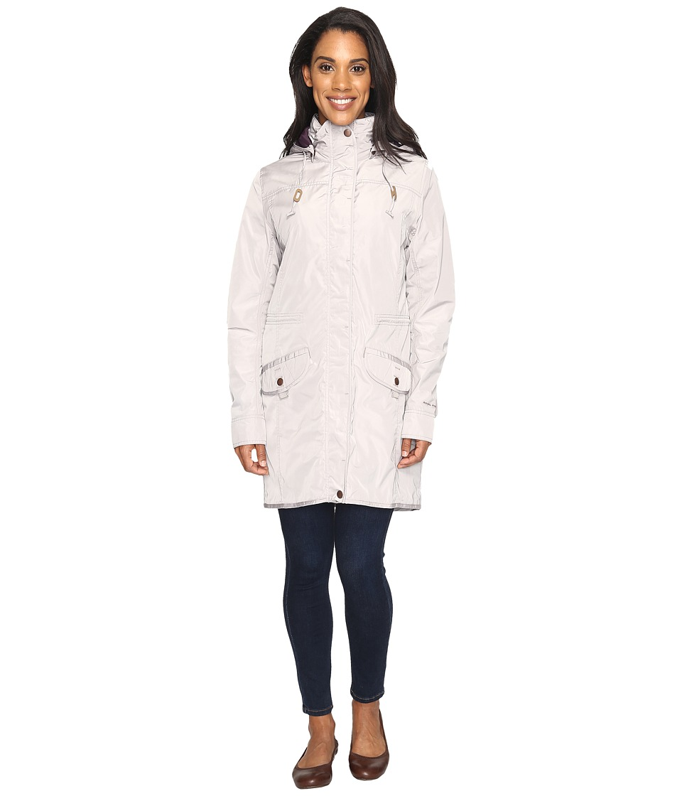 Royal Robbins - Gail's Force Trench Coat (Putty) Women's Coat