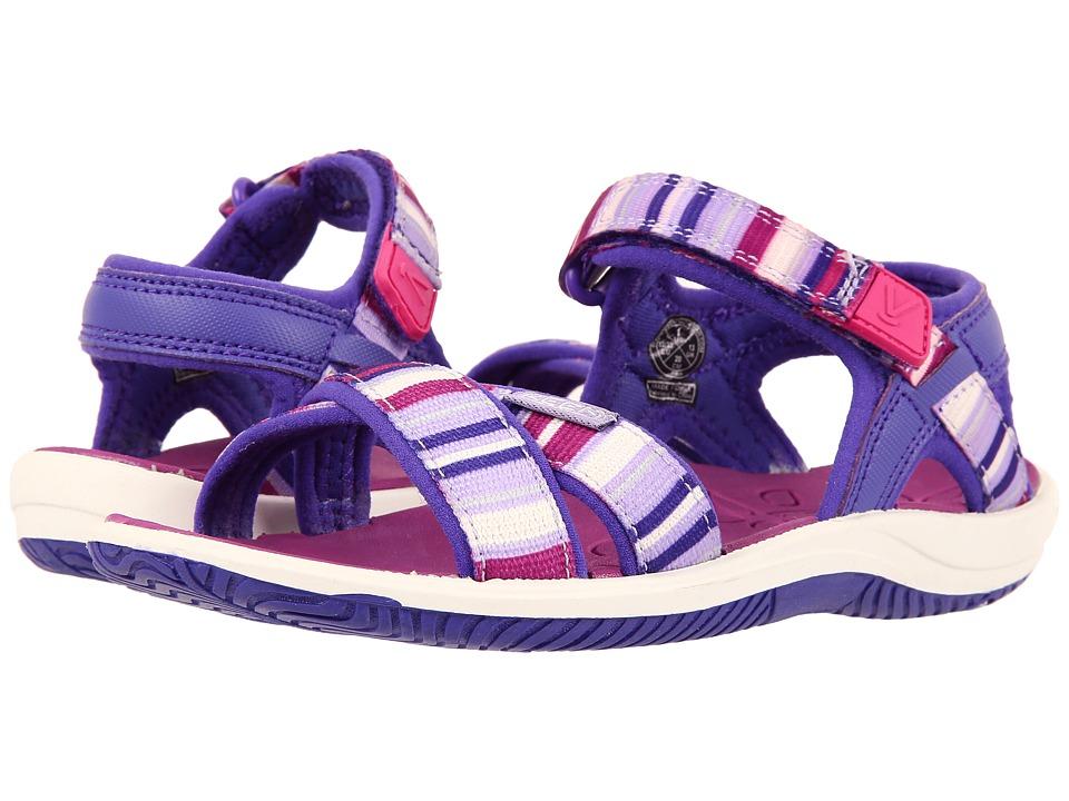 Keen Kids Phoebe (Little Kid/Big Kid) (Liberty Raya) Girls Shoes