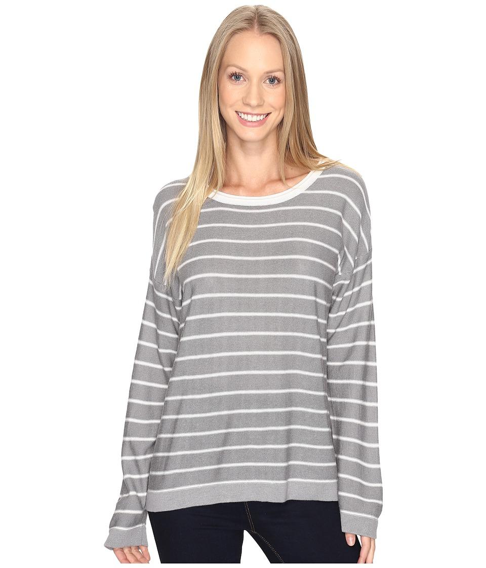 Royal Robbins - Calaveras Crew Sweater (Moon) Women's Sweater