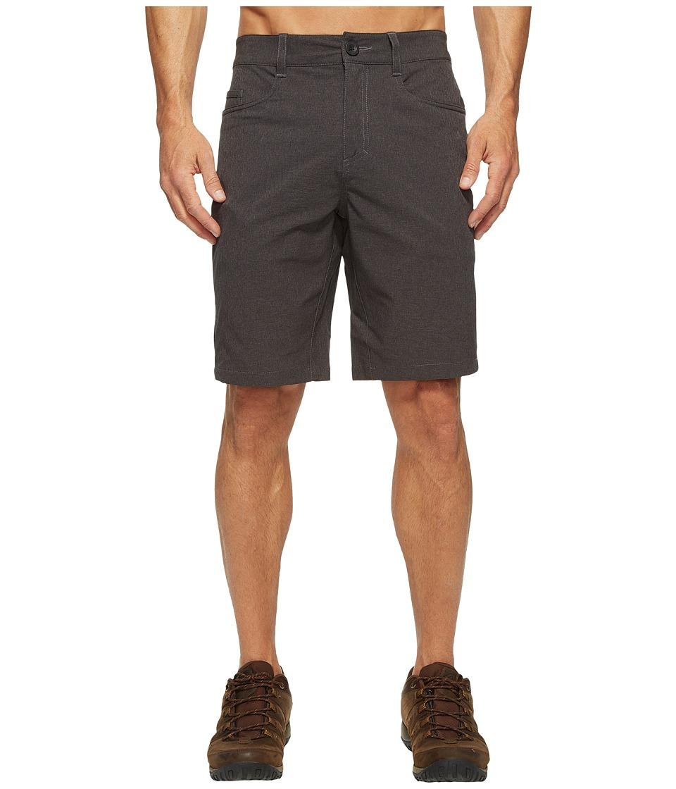 Royal Robbins - Coast Shorts (Charcoal) Men's Shorts