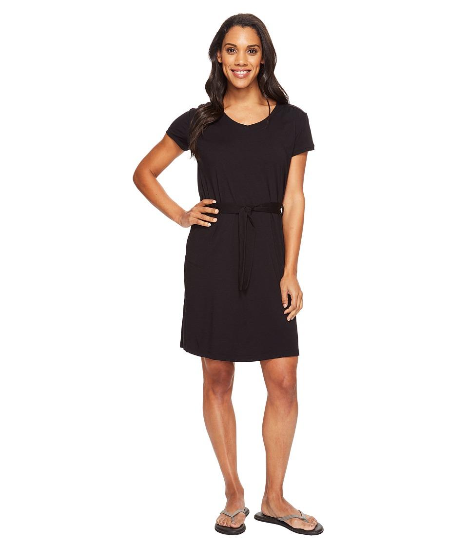 Royal Robbins - Merinolux Dress (Jet Black) Women's Dress