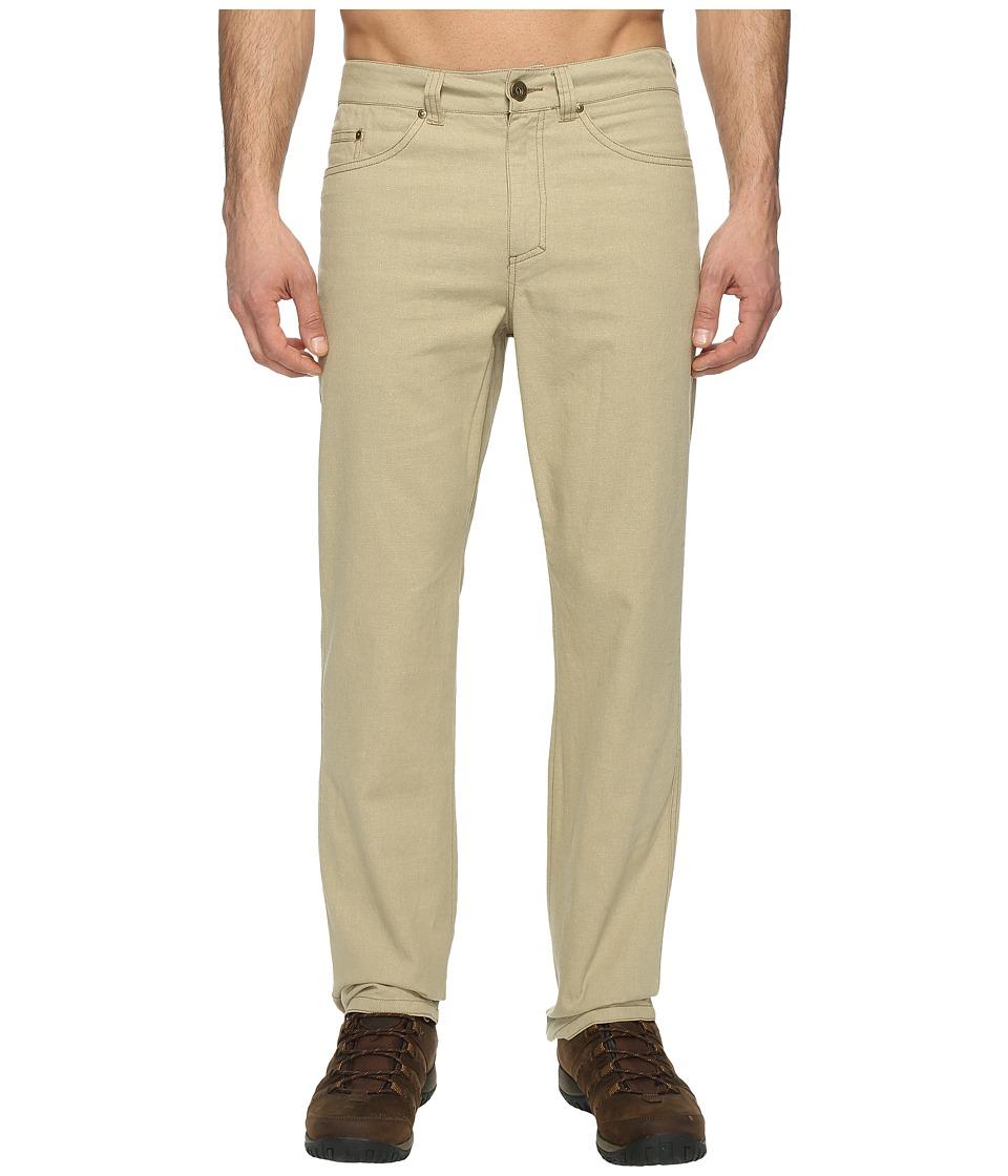 Royal Robbins - Gulf Breeze Five-Pocket Pants (Desert) Men's Casual Pants