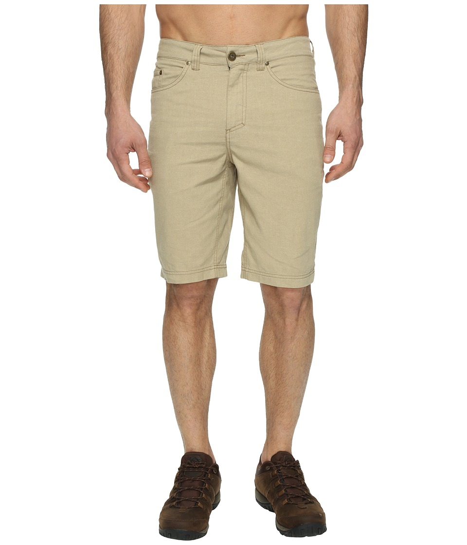 Royal Robbins - Gulf Breeze Five-Pocket Shorts (Desert) Men's Shorts