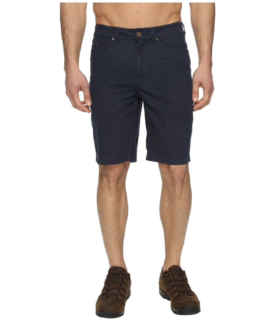Royal Robbins - Gulf Breeze Five-Pocket Shorts (Eclipse) Men's Shorts