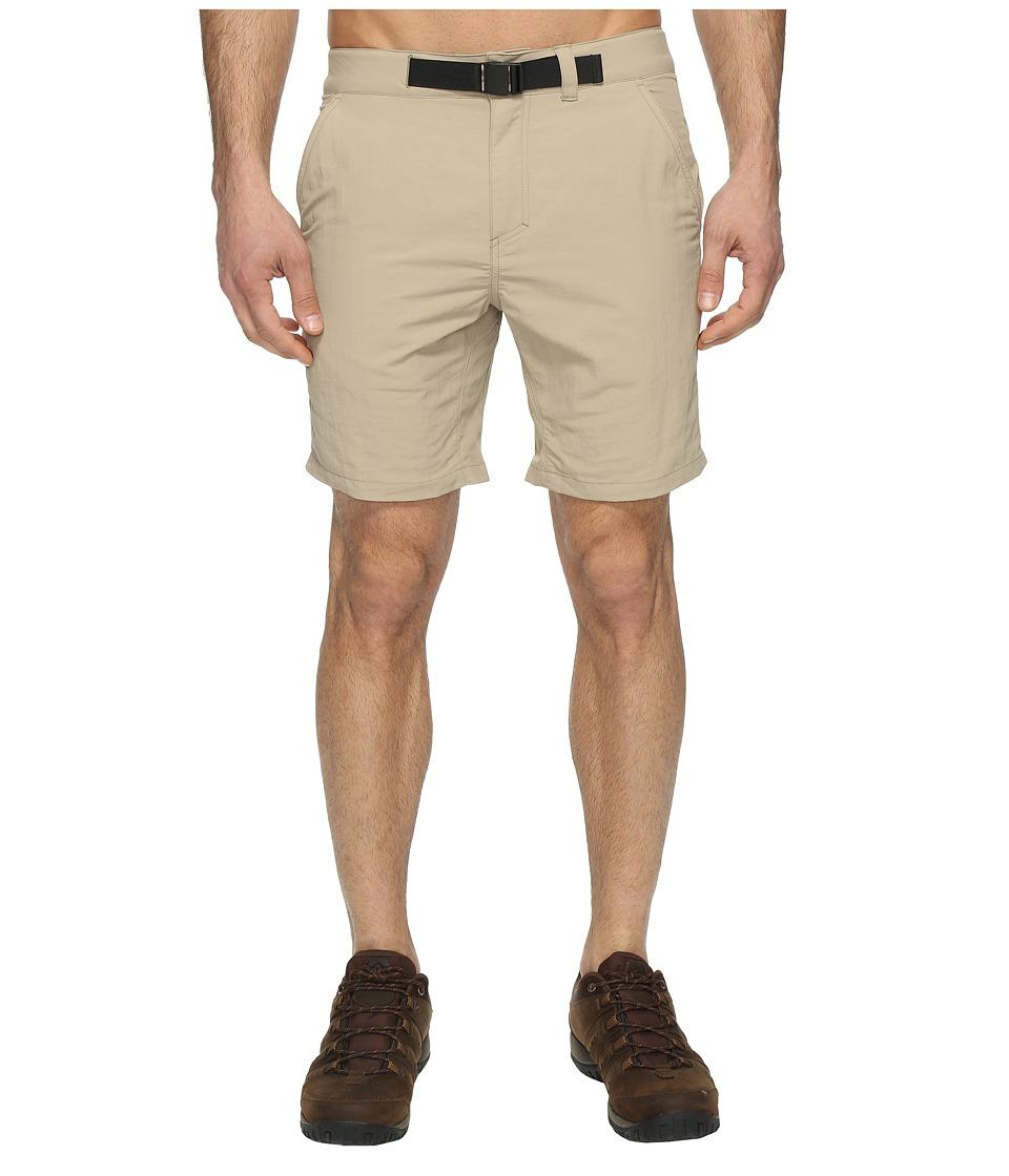 Royal Robbins - Rio Grande Shorts (Khaki) Men's Shorts