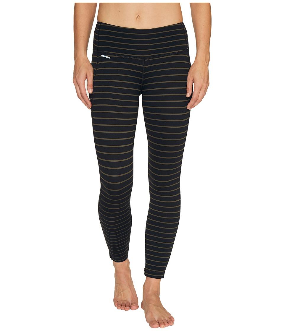 Lole - Eliana Crop Pants (Lichen Stripe) Women's Casual Pants