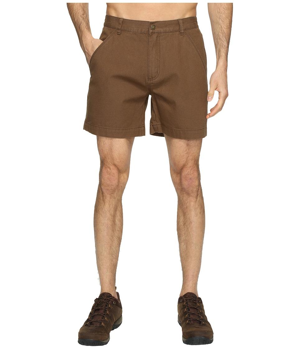 Royal Robbins - Billy Goat Shorts (Earth) Men's Shorts