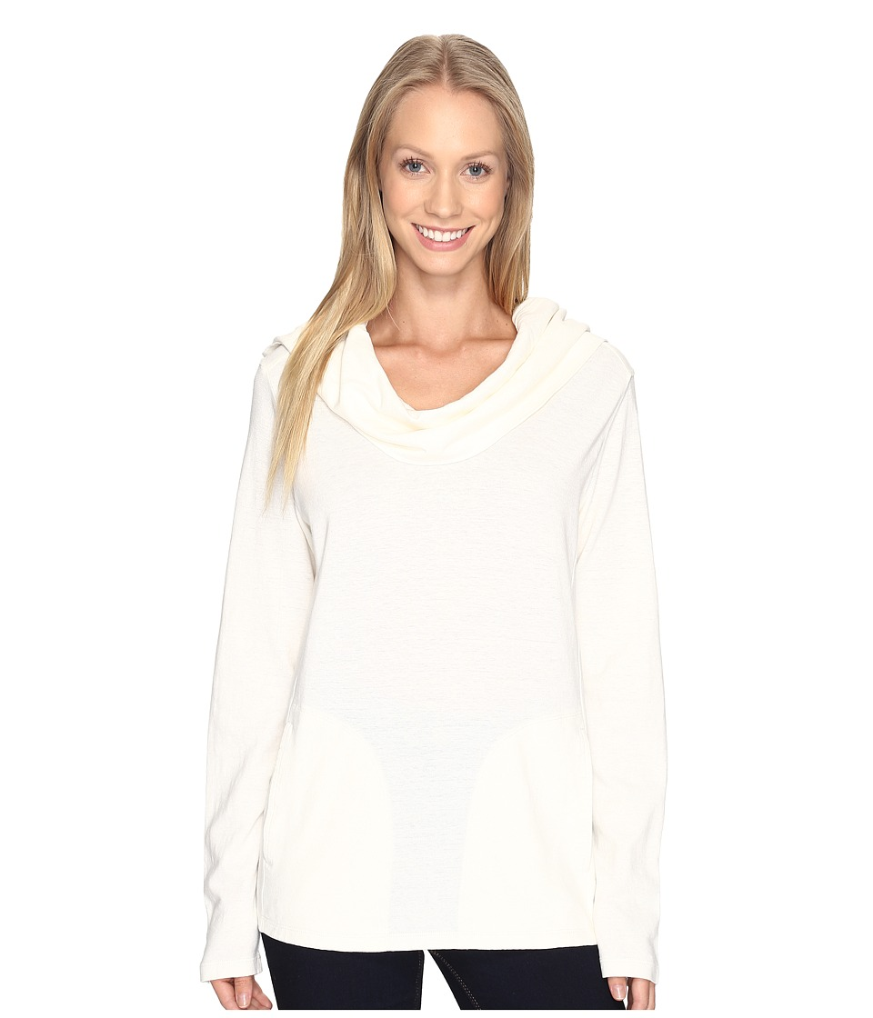 Royal Robbins - Flynn Hoodie (Creme) Women's Sweatshirt