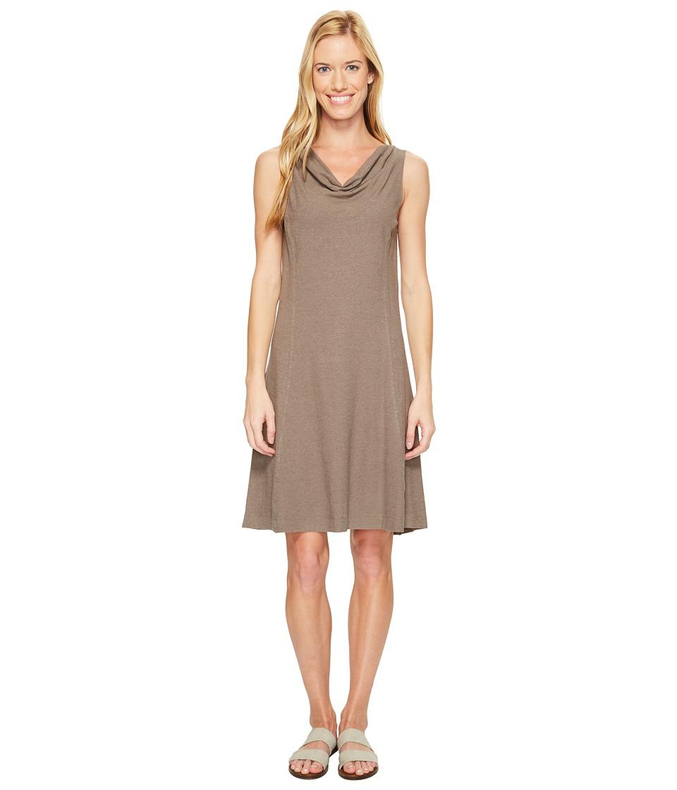 Royal Robbins Flynn Dress (Taupe) Women