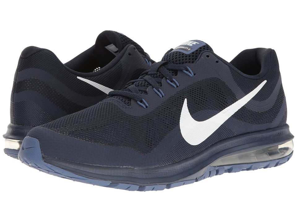 Nike - Air Max Dynasty 2 (Wolf Grey/White/White/Black) Men's Running Shoes