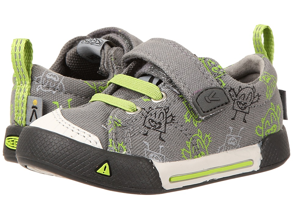 Keen Kids - Encanto Finley Low (Toddler) (Gargoyle Monsters) Boys Shoes