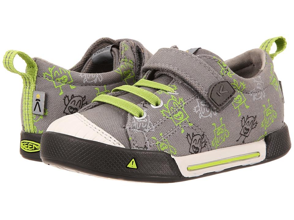 Keen Kids - Encanto Finley Low (Toddler/Little Kid) (Gargoyle Monsters) Boys Shoes