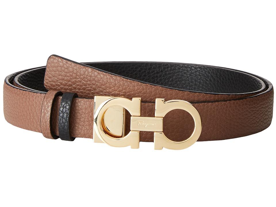 Salvatore Ferragamo - 23A565 Belt (New Moka) Women's Belts
