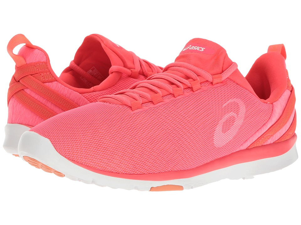 ASICS - Gel-Fit Sana 3 (Diva Pink/White/Melon) Women's Cross Training Shoes