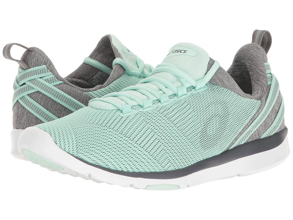 ASICS - Gel-Fit Sana 3 (Bay/Black/Carbon) Women's Cross Training Shoes