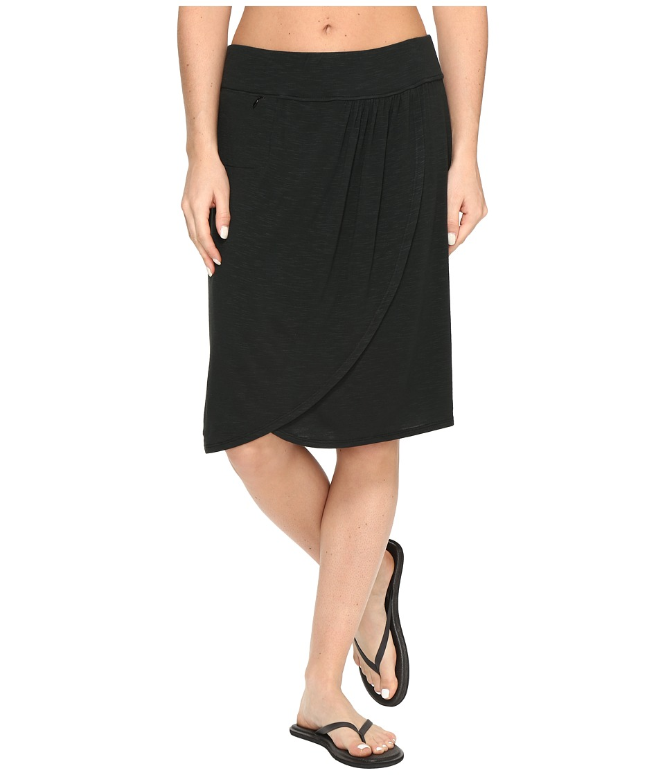 Royal Robbins Noe Skirt (Jet Black) Women