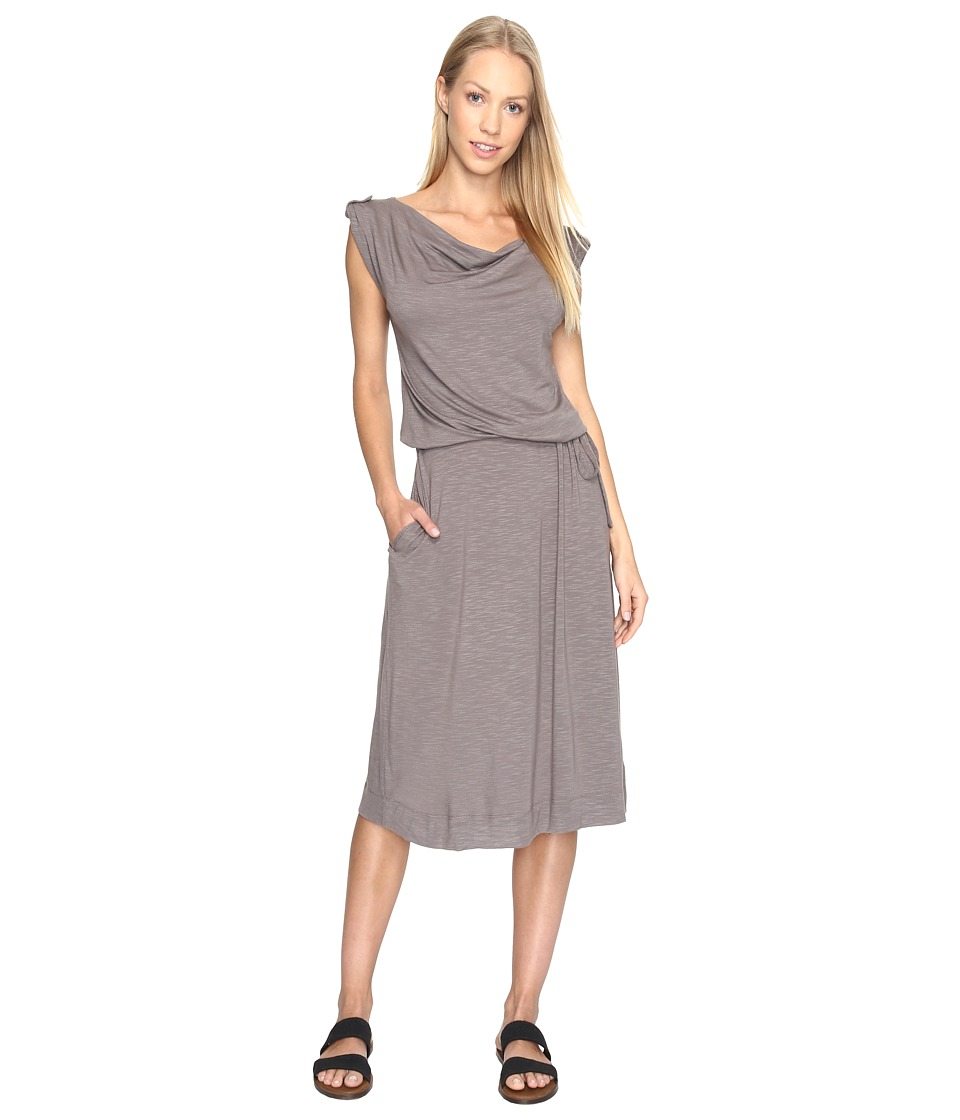 Royal Robbins - Noe Dress (Taupe) Women's Dress