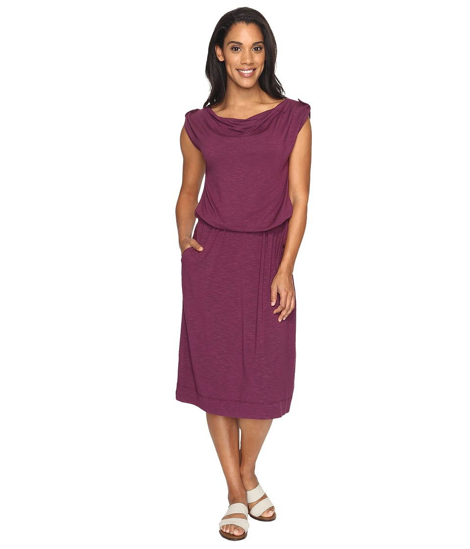 Royal Robbins - Noe Dress (Plum Wine) Women's Dress
