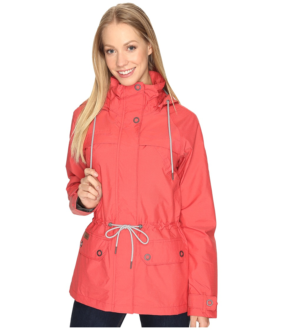 Columbia - Remoteness Jacket (Sunset Red) Women's Coat