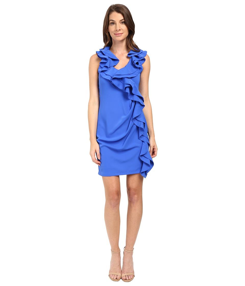 Eva by Eva Franco - Cecile Dress (Cobalt) Women's Dress
