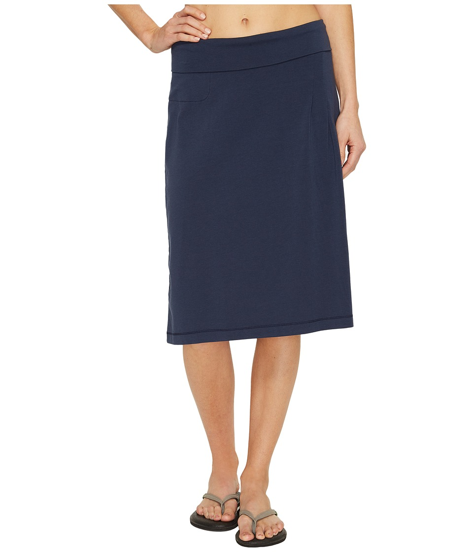 Royal Robbins Active Essential Skirt (Navy) Women