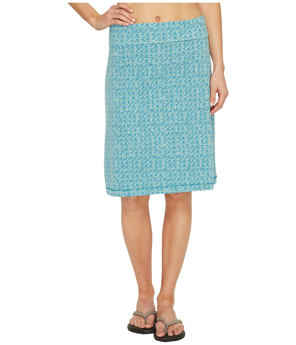 Royal Robbins - Active Essential Talavera Skirt (Reservoir) Women's Skirt