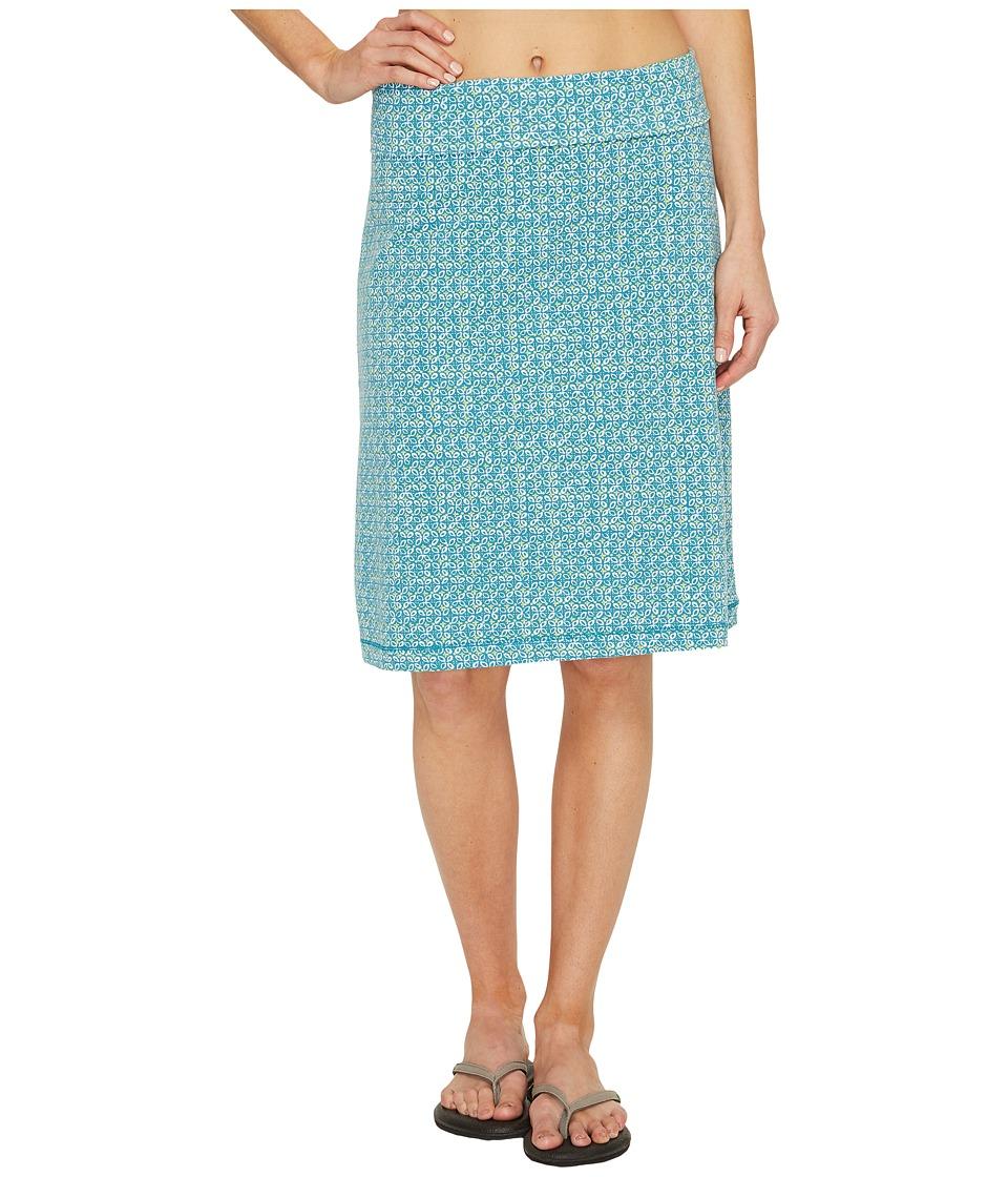 Royal Robbins Active Essential Talavera Skirt (Reservoir) Women