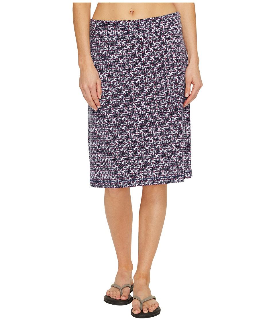 Royal Robbins - Active Essential Talavera Skirt (Navy) Women's Skirt